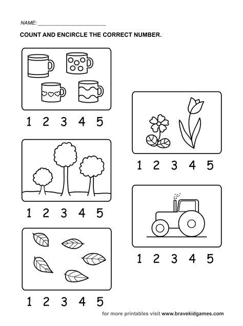 printable numbers 1 5 best photos of printable numbers 1 to 5 printable