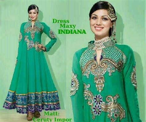 Gaun India Anak 05 baju india dress maxy indiana cantik model terbaru