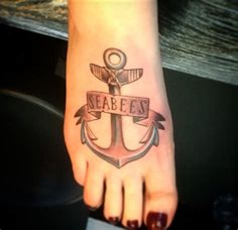 tattoo of us connor i want to get this tattoo for the seabees and it will say
