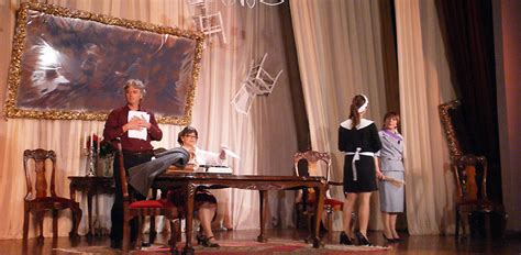 the dining room play forkis theatre group dress rehearsal the dining room