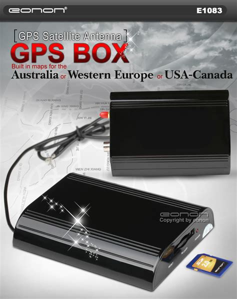 box auto mobili eonon e1083 gps per automobile dvd gps per automobile