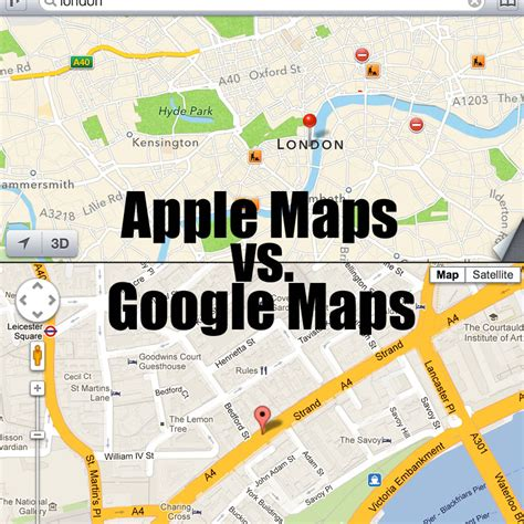 apple maps for android android n vs ios 10 which os is leading the way