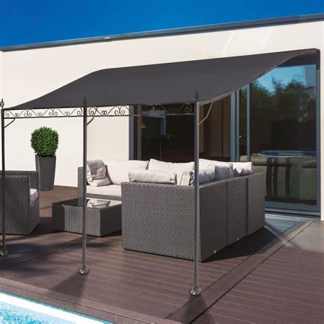 Tonnelle Pour Terrasse by Auvent Pergola Adoss 233 Pour Terrasse Gm 3 X 4 M Avec Toile