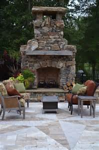 Outdoor Patio Fireplace Designs 53 Most Amazing Outdoor Fireplace Designs