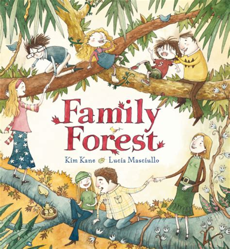 family picture books family forest the big book club