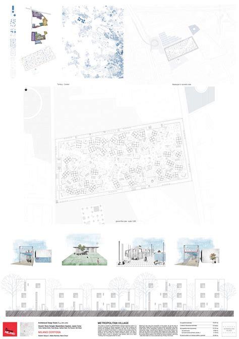 Architectural Design Studio 2 Dorigati Corso Spadoni Architectural Design Studio 2 Polimi