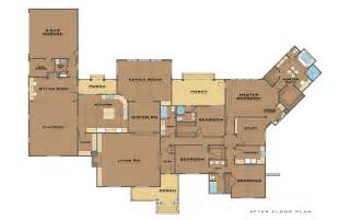 Ranch Floor Plans With Two Master Suites by Master Bedroom Bathroom Laundry Room Floor Plan Trend