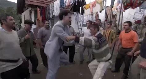 sacha baron cohen singing sacha baron cohen dancing gif find share on giphy
