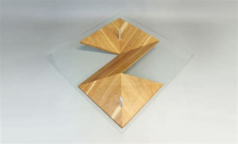 Origami Coffee - stylish coffee table origami home design garden