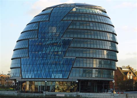 london glass building the imposing glass greater london mayoral building on the