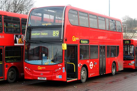london bus routes route  lewisham station slade green