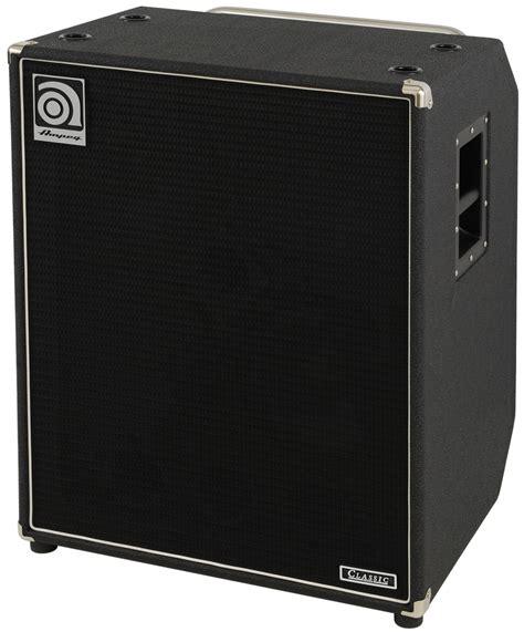 low down sound bass cabinets ampeg svt410 hlf bass guitar speaker cabinet