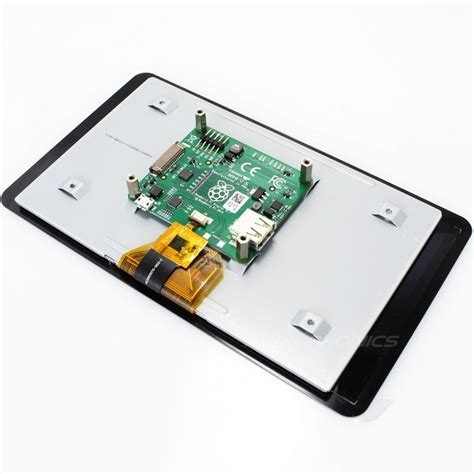 Lcd Touchscreen 3 7 quot lcd touch screen for raspberry pi 3 pi 2 800x480