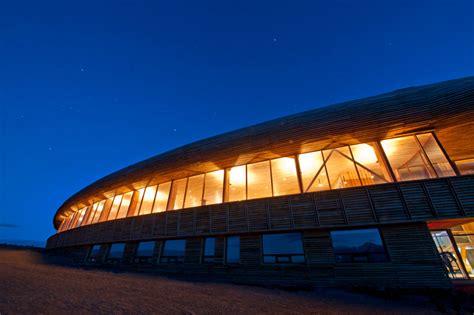 designboom hotel cazu zegers arquitectura naturally shape tierra patagonia
