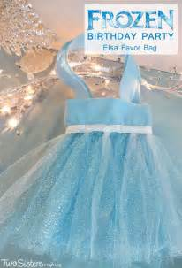 Disney Frozen Favors by Disney Frozen Elsa Favor Bags Two Crafting