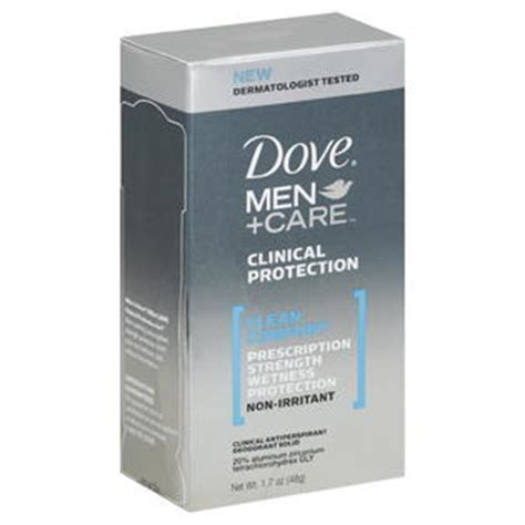 dove men care clean comfort clinical protection dove clinical protection clean comfort antiperspirant