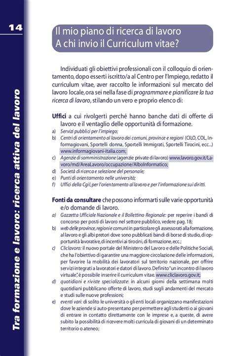 Invio Curriculum Banche by Sistema Servizi Guida2011
