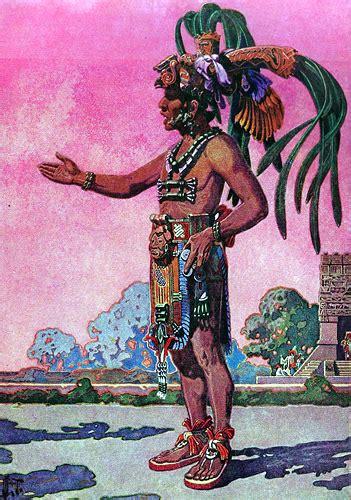 imagenes de los hombres mayas antiguos mayas ilustraciones de herbert m herget