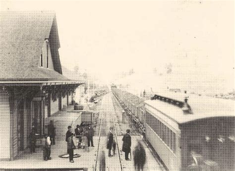 1880 puyallup depot historic puyallup