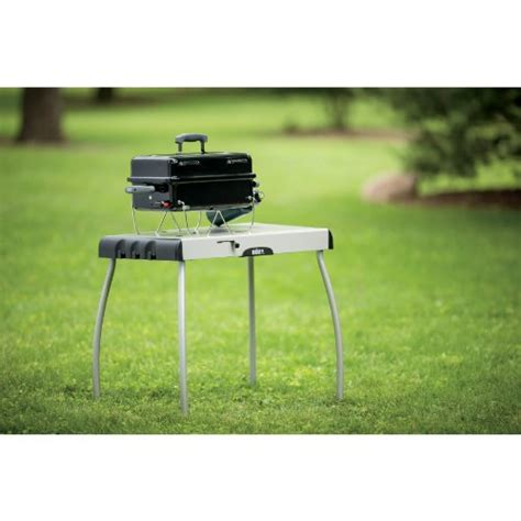 weber patio grill weber 1141001 go anywhere gas grill lawn patio in the