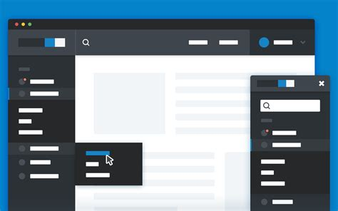 responsive sidebar navigation in css and jquery codyhouse