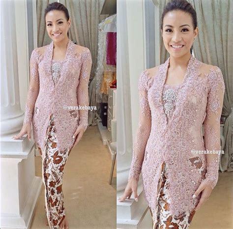 Dress Batik Raline widyawati kebaya indonesia t kebaya she s and
