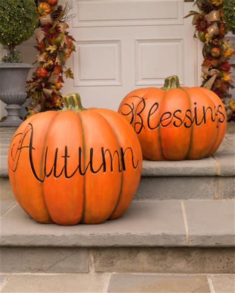 fall pumpkin decorations outside 15 outdoor decorations to transform your yard for fall