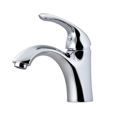 One Handle Bathroom Faucet by China Single Handle Lavatory Faucet Series China