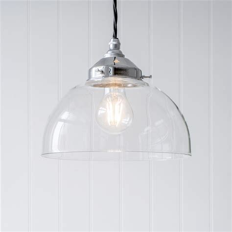 Glass Pendant Lighting Shotley Nickel Pendant Light Jim Pendant Lights