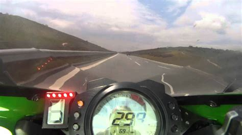 best speed zx10r top speed
