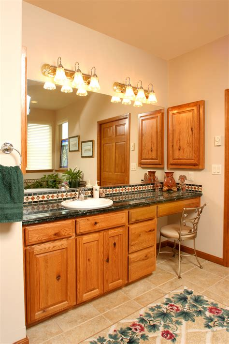 Knotty Oak Kitchen Cabinets Tolle Knotty Oak Kitchen Cabinets Rustic 07 12264 Home Decorating Ideas Gallery Home