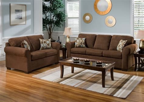 living room color ideas with brown couches living room