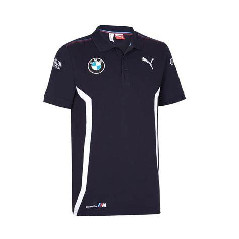 Polo Shirt Puma56 Limited new 2016 bmw motorsport mens team polo shirt blue white all sizes bmw motorsport yb
