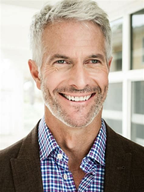good looking gray haired men 359 best gray haired man images on pinterest man s