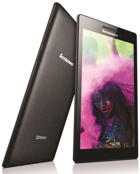 Lenovo 7 Inch lenovo tab 2 a7 10 tablet 7 inch ips android 4 4 8gb wifi black price review and buy