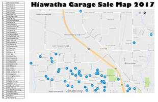 Garage Sales Iowa City City Wide Garage Sales May 6th City Of Hiawatha News