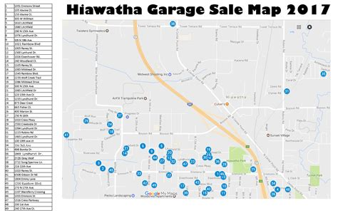 Garage Sales Iowa City 100 Iowa City Map Iowa State Cus Map