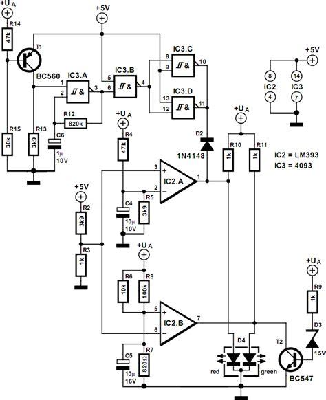 monitor circuit diagram motorcycle battery monitor circuit diagram