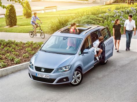 Seat Alhambra 2016 Picture 33 Of 57