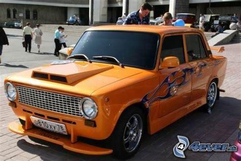 lada notte pimp my vaz 2101 russian cars