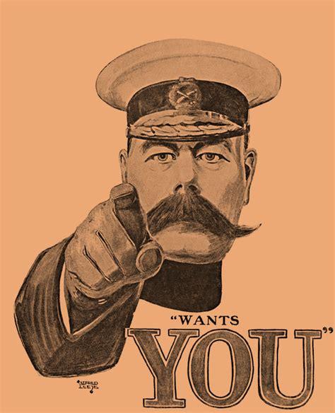 Kitchener Wants You by Horatio Herbert Kitchener