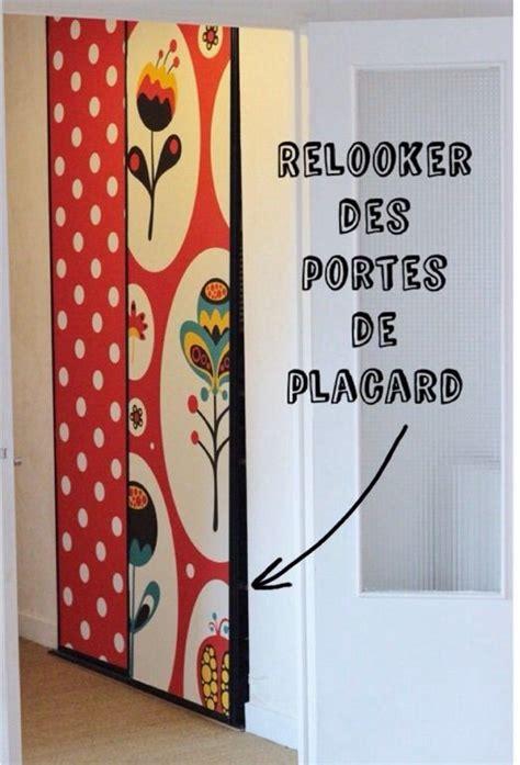 Customiser Porte Placard Coulissante by Les 25 Meilleures Id 233 Es De La Cat 233 Gorie Stickers Porte