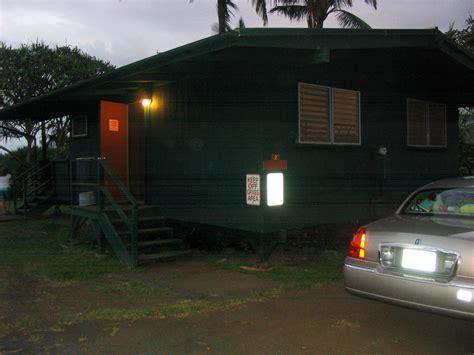 Waianapanapa Cabins by Cabin At Waianapanapa State Park On Byron
