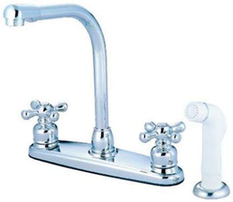 wolverine brass kitchen faucet high arc kitchen faucets faucets reviews