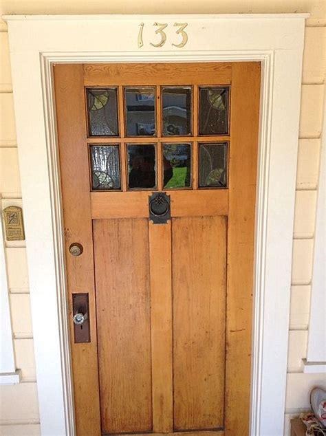 1920s front door front door on a 1920 craftsman doors