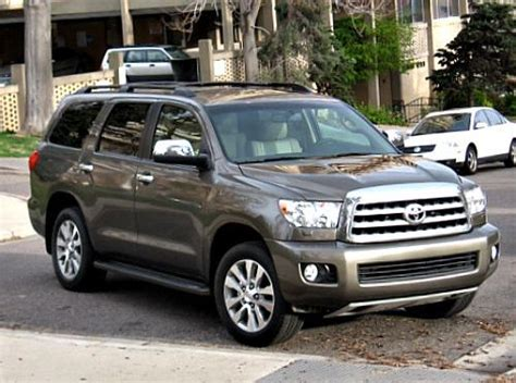 Toyota Sequoia Future Sequoia Discontinued Autos Post