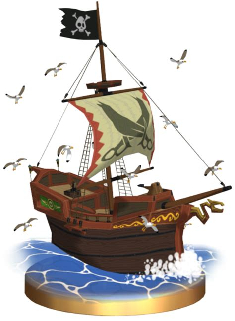 barco pirata zelda wind waker barco pirata de tetra the legend of zelda wiki fandom