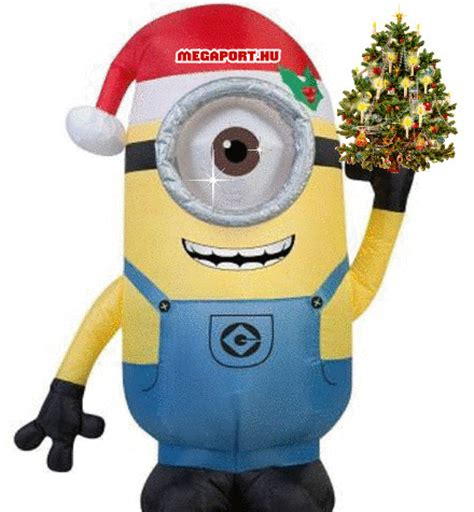 merry christmas minions  lucy seymour whi
