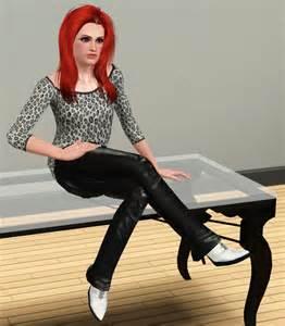 Crisp Feminine Top 4 by Mod The Sims Tunic Top