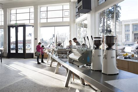 Coffee Culture By Robert Schneider blue bottle morse building architects
